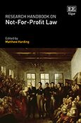 Cover Research Handbook on Not-For-Profit Law
