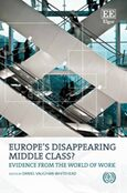 Cover Europe's Disappearing Middle Class?