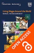 Cover Living Wages Around the World