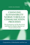 Cover Changing Sustainability Norms through Communication Processes