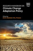 Cover Research Handbook on Climate Change Adaptation Policy