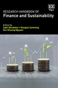 Cover Research Handbook of Finance and Sustainability