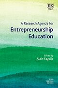 Cover A Research Agenda for Entrepreneurship Education