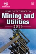 Cover World Statistics on Mining and Utilities 2016