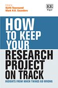 Cover How to Keep Your Research Project on Track