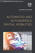 Cover Automated and Autonomous Spatial Mobilities
