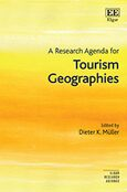Cover A Research Agenda for Tourism Geographies