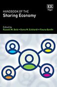 Cover Handbook of the Sharing Economy