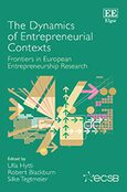 Cover The Dynamics of Entrepreneurial Contexts