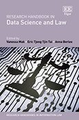 Cover Research Handbook in Data Science and Law
