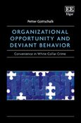 Cover Organizational Opportunity and Deviant Behavior