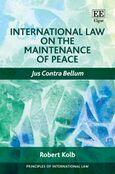 Cover International Law on the Maintenance of Peace