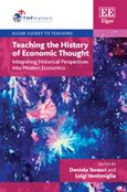 Cover Teaching the History of Economic Thought