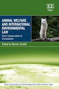 Cover Animal Welfare and International Environmental Law