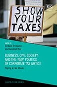 Cover Business, Civil Society and the 'New' Politics of Corporate Tax Justice