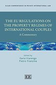 Cover THE EU REGULATIONS ON THE PROPERTY REGIMES OF INTERNATIONAL COUPLES