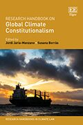 Cover Research Handbook on Global Climate Constitutionalism