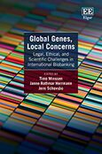 Cover Global Genes, Local Concerns