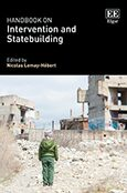 Cover Handbook on Intervention and Statebuilding