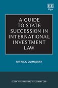 Cover A Guide to State Succession in International Investment Law