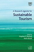 Cover A Research Agenda for Sustainable Tourism
