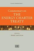 Cover COMMENTARY ON THE ENERGY CHARTER TREATY