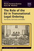Cover The Role of the EU in Transnational Legal Ordering