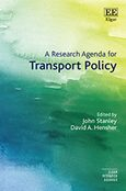 Cover A Research Agenda for Transport Policy