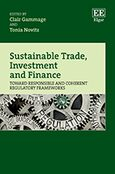 Cover Sustainable Trade, Investment and Finance