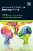 Cover Handbook of Research on Employee Voice