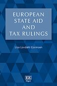 Cover European State Aid and Tax Rulings