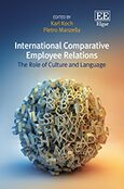 Cover International Comparative Employee Relations