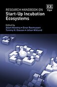Cover Research Handbook on Start-Up Incubation Ecosystems
