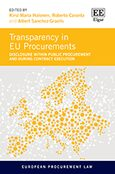 Cover Transparency in EU Procurements
