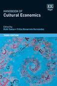 Cover Handbook of Cultural Economics, Third Edition