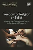Cover Freedom of Religion or Belief
