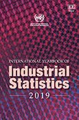 Cover International Yearbook of Industrial Statistics 2019