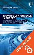 Cover Towards Convergence in Europe