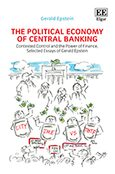 Cover The Political Economy of Central Banking
