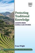 Cover Protecting Traditional Knowledge