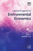 Cover A Research Agenda for Environmental Economics