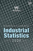 Cover International Yearbook of Industrial Statistics 2020