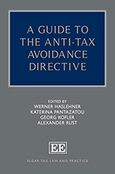 Cover A GUIDE TO THE ANTI-TAX AVOIDANCE DIRECTIVE