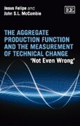 Cover The Aggregate Production Function and the Measurement of Technical Change