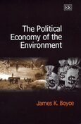 Cover The Political Economy of the Environment