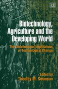 Cover Biotechnology, Agriculture and the Developing World