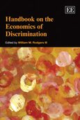 Cover Handbook on the Economics of Discrimination