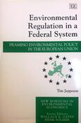 Cover Environmental Regulation in a Federal System