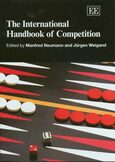 Cover The International Handbook of Competition