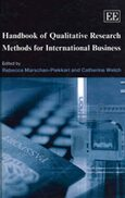 Cover Handbook of Qualitative Research Methods for International Business